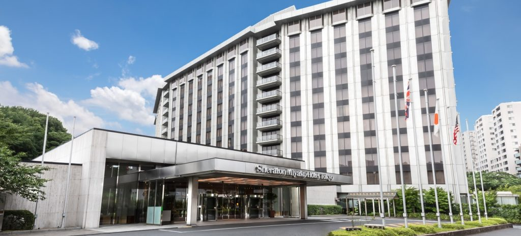 【写真】シェラトン都ホテル東京