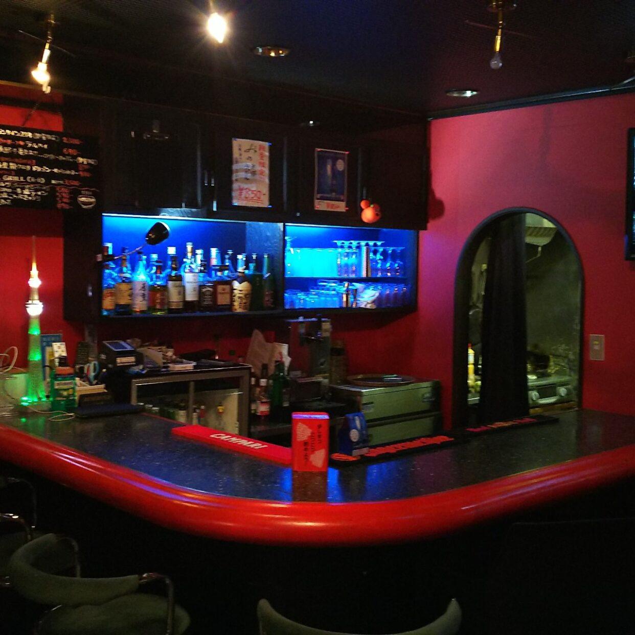 【写真】Bar Chuto